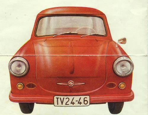 himmel trabant 601